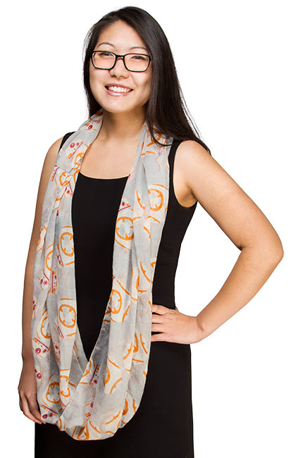 Bb 8 infinity scarf exclusive 1