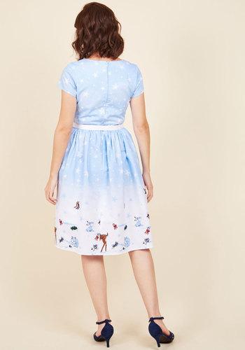 Work wonderlands cotton dress2