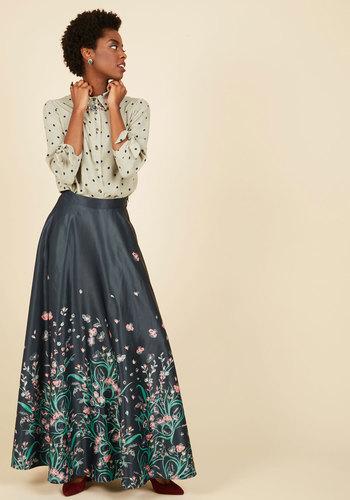 Arose such a classic maxi skirt2