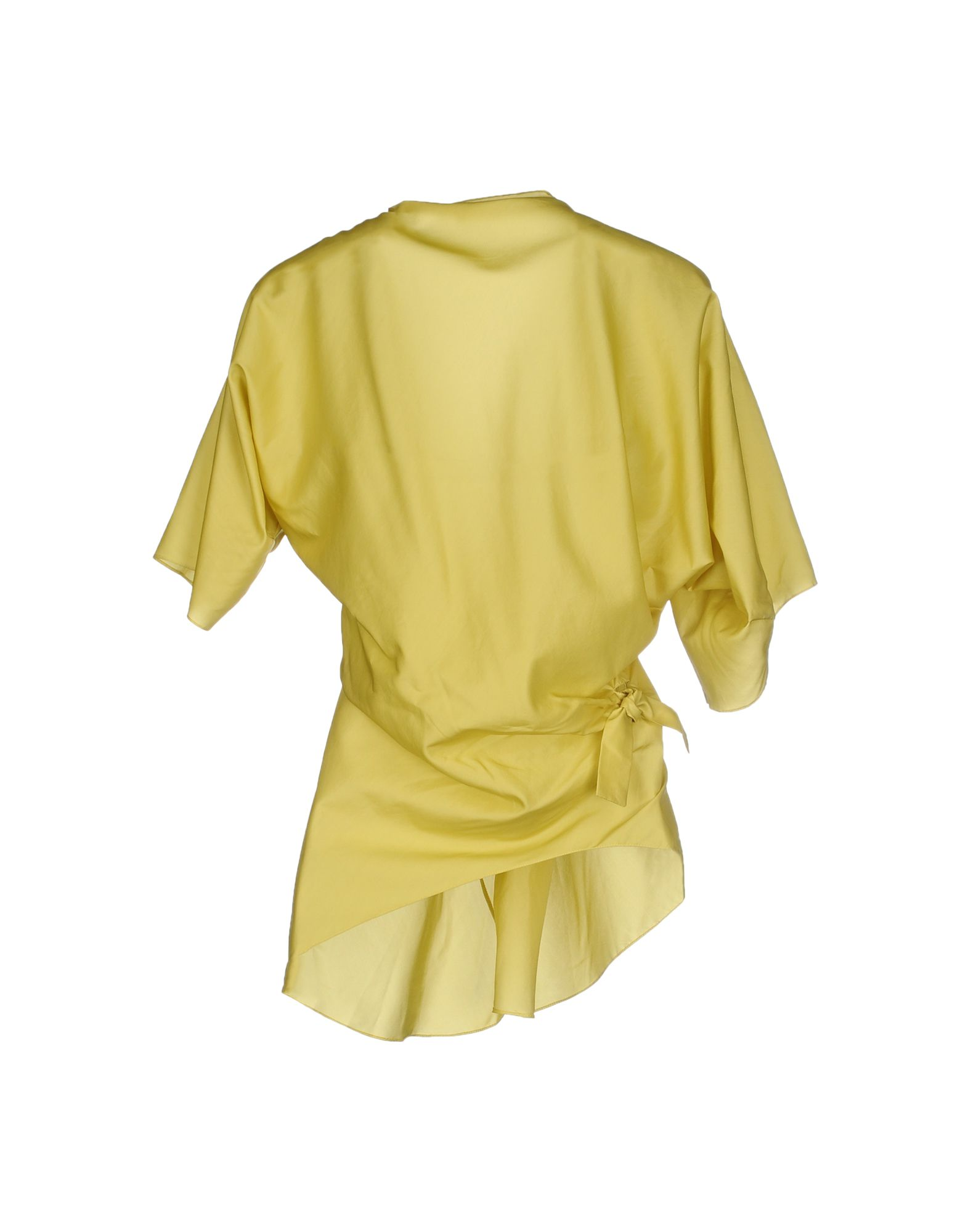 Marni yellow blouse1