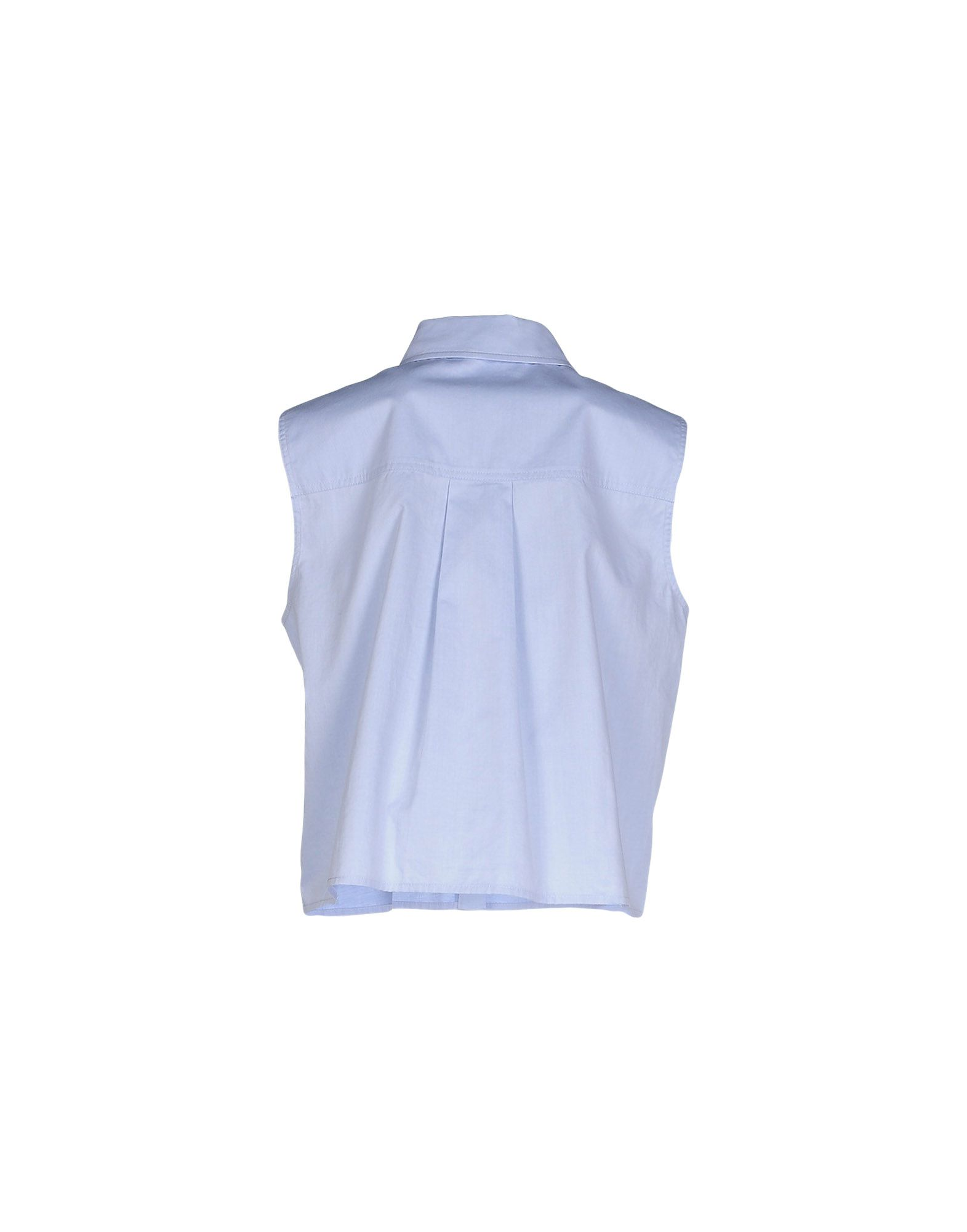 T by alexander wang blue shirt1