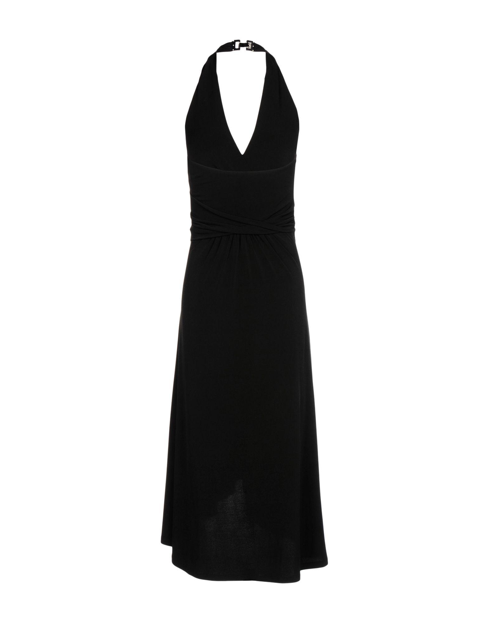 Micheal kors black dress2