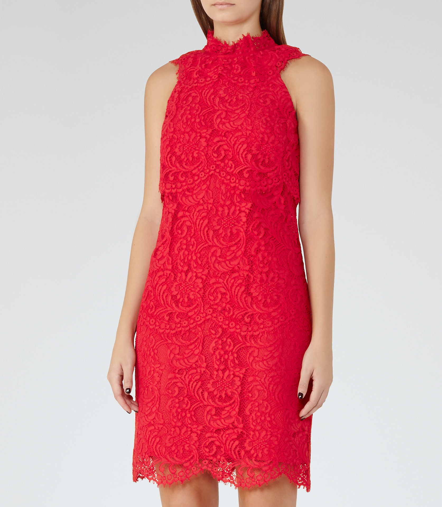Sophia lace dress 2