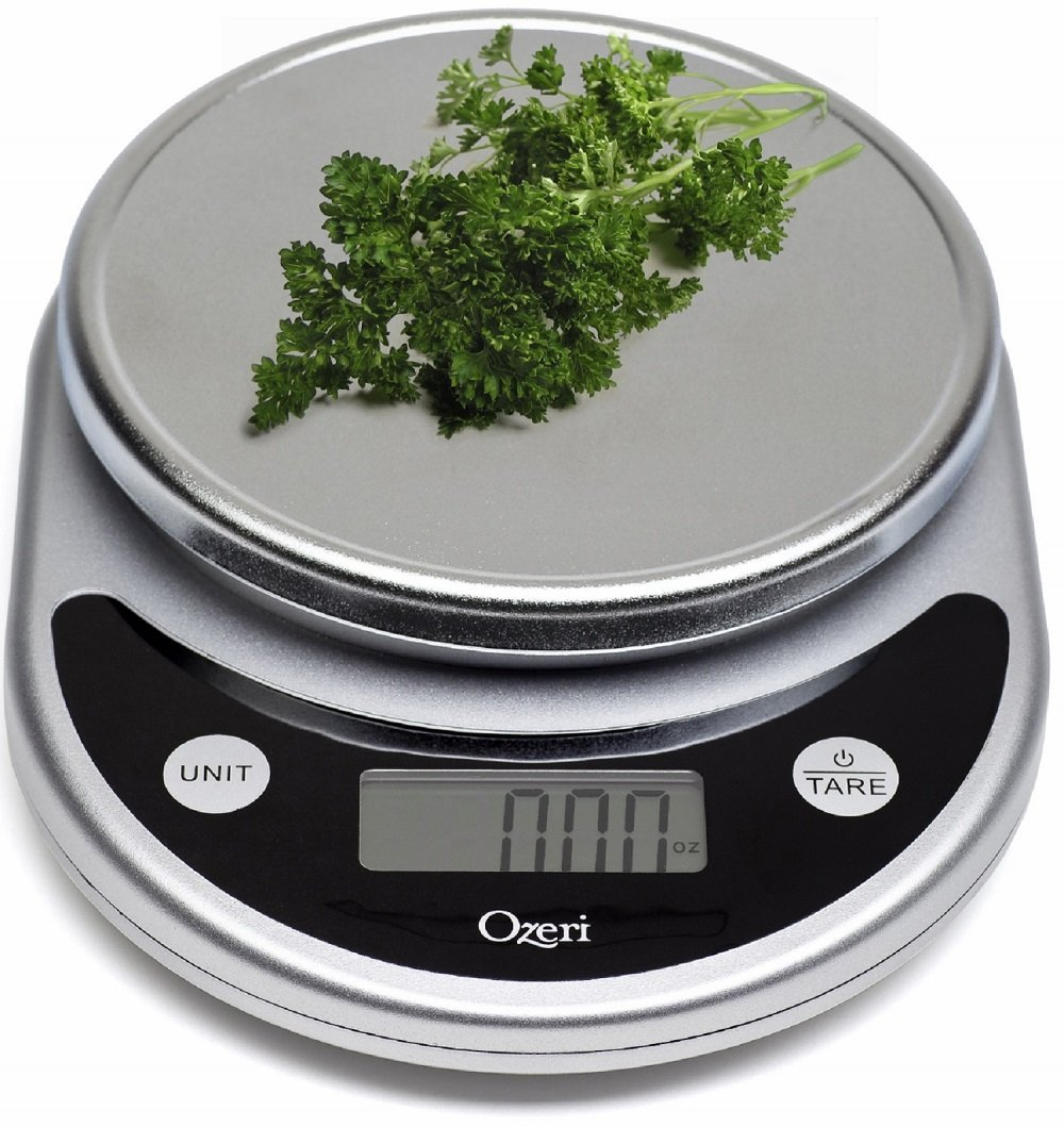 digital multifunction kitchen and food scale