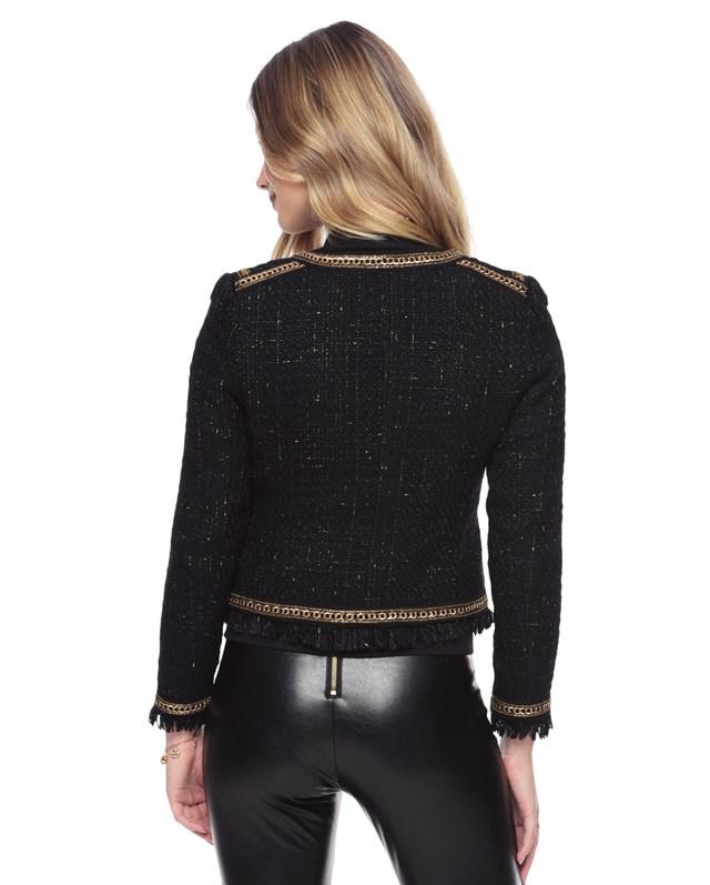 Speckled tweed jacket2