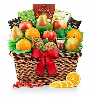 7577q five star fruit basket