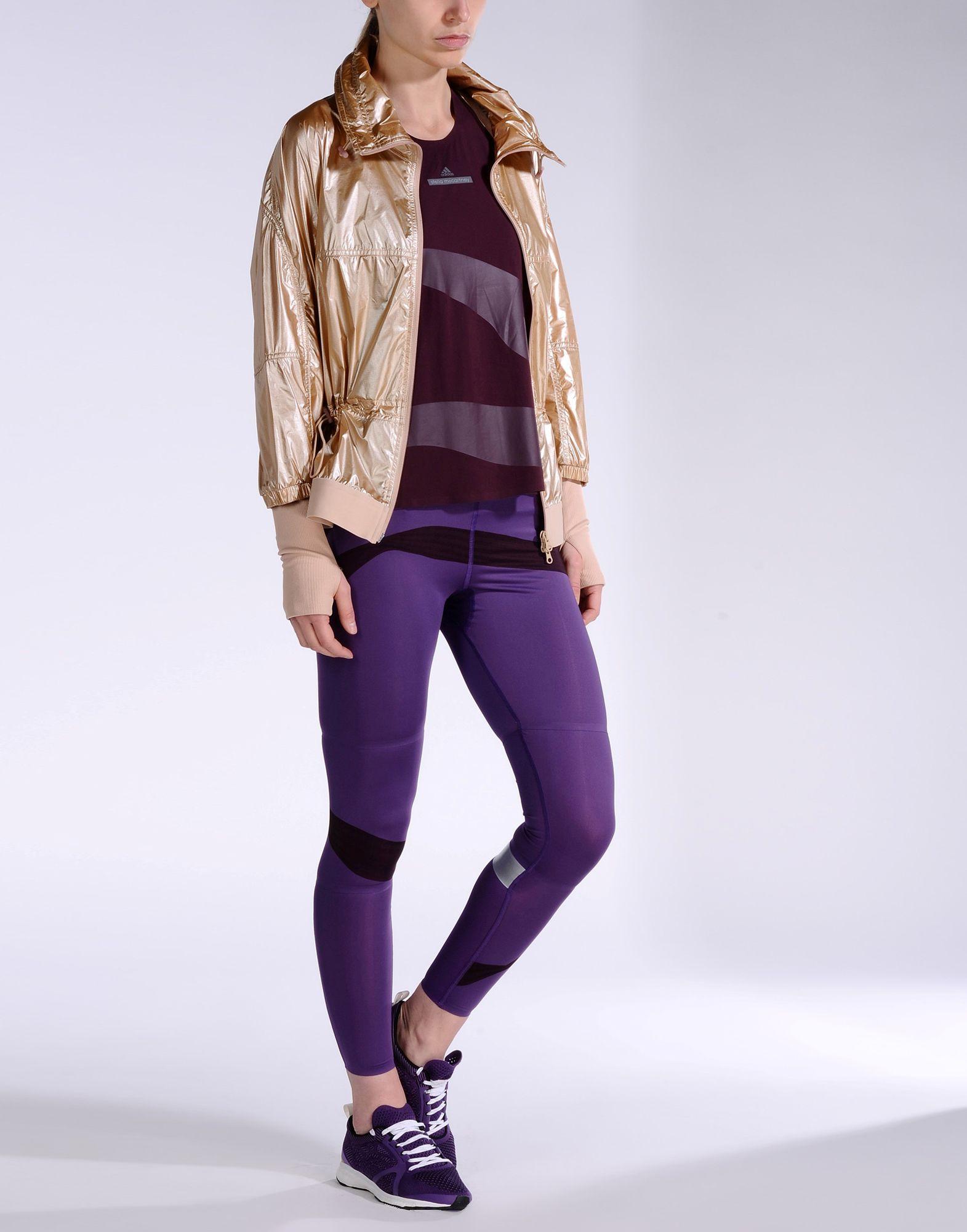 Adidas by stella mccartney run metal jacket 4
