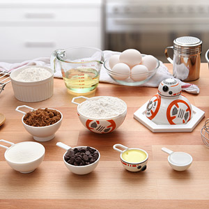 Star wars bb 8 measuring cup set 2