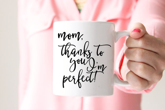One sibling version  mother s day gift for mom  coffee mug2