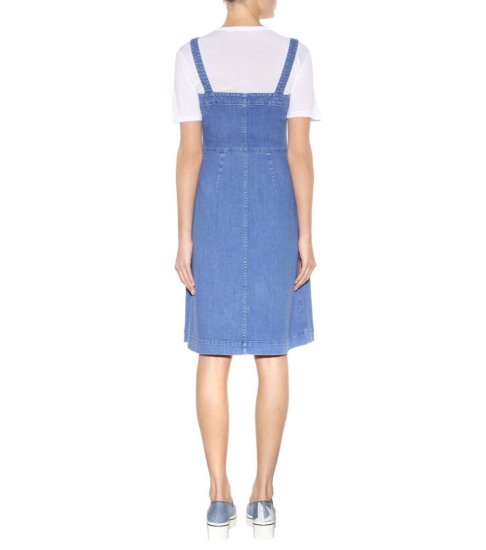 Stella mccartney denim dress3