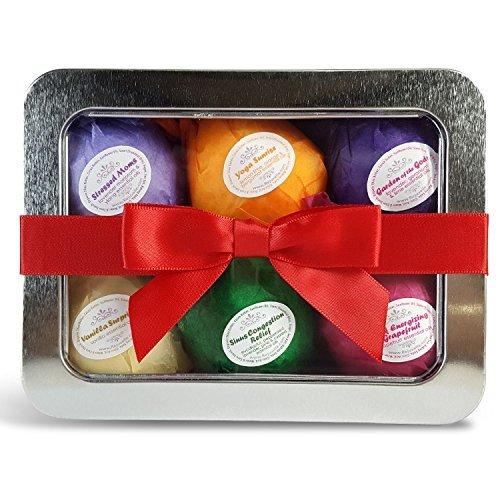 Bath bomb gift set usa 1