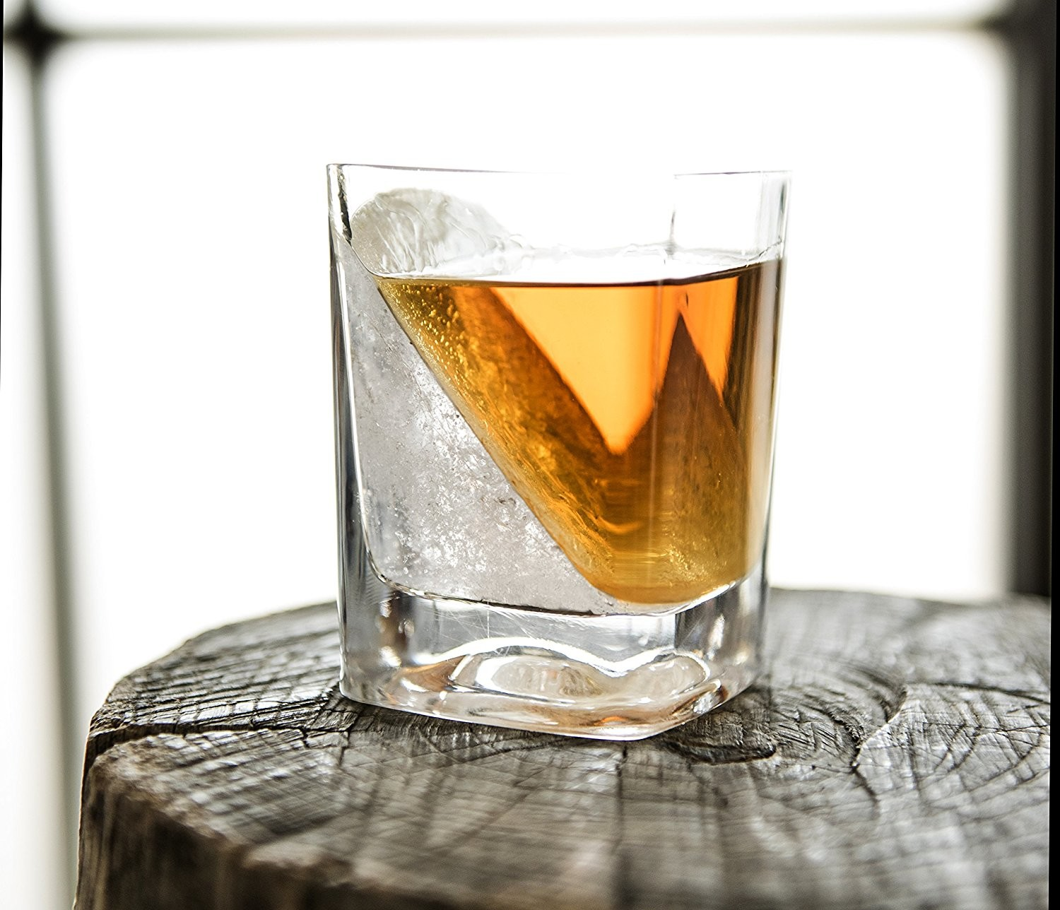 Corkcicle whiskey wedge 1