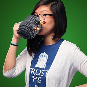Ee3c build on brick mug inhand