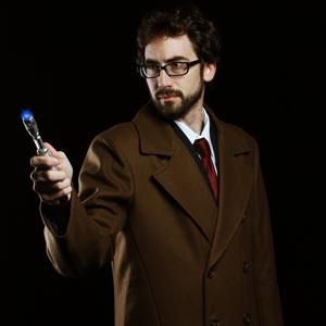 Ea7a 10th doctor coat wearing