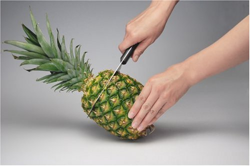 Stainless steel pineapple easy slicer 3