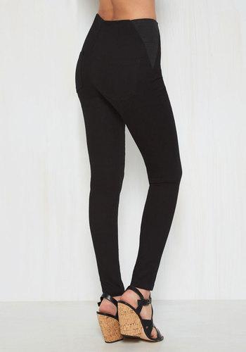 Sleeks for itself pants in black3