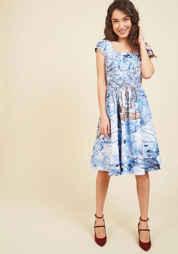All is not frost a line dress3