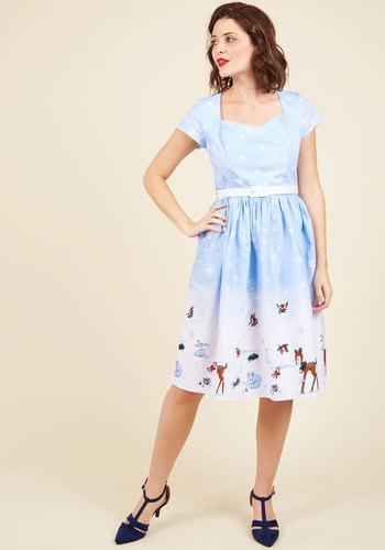 Work wonderlands cotton dress3