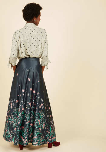Arose such a classic maxi skirt3