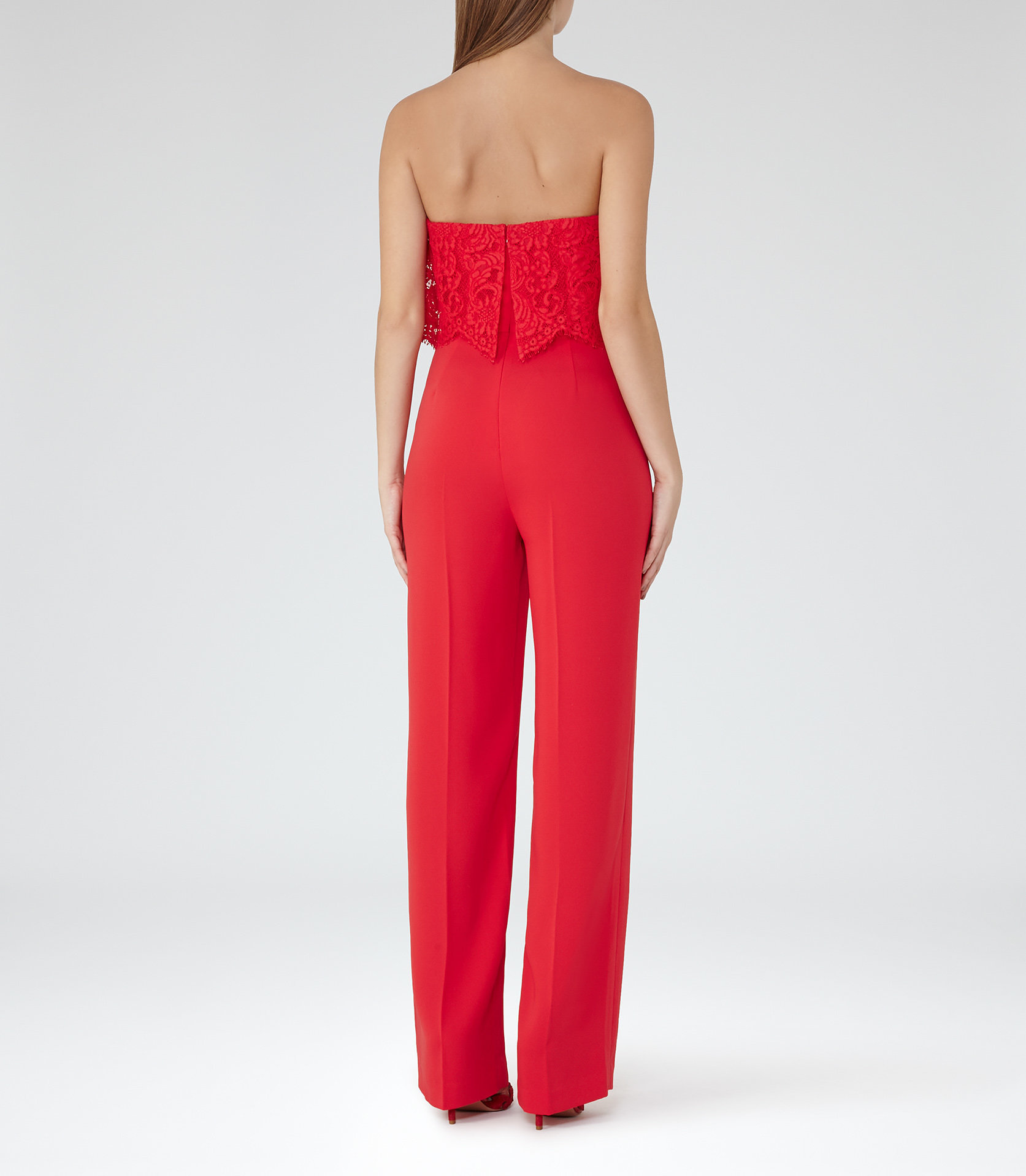 Natalie red jumpsuit 4