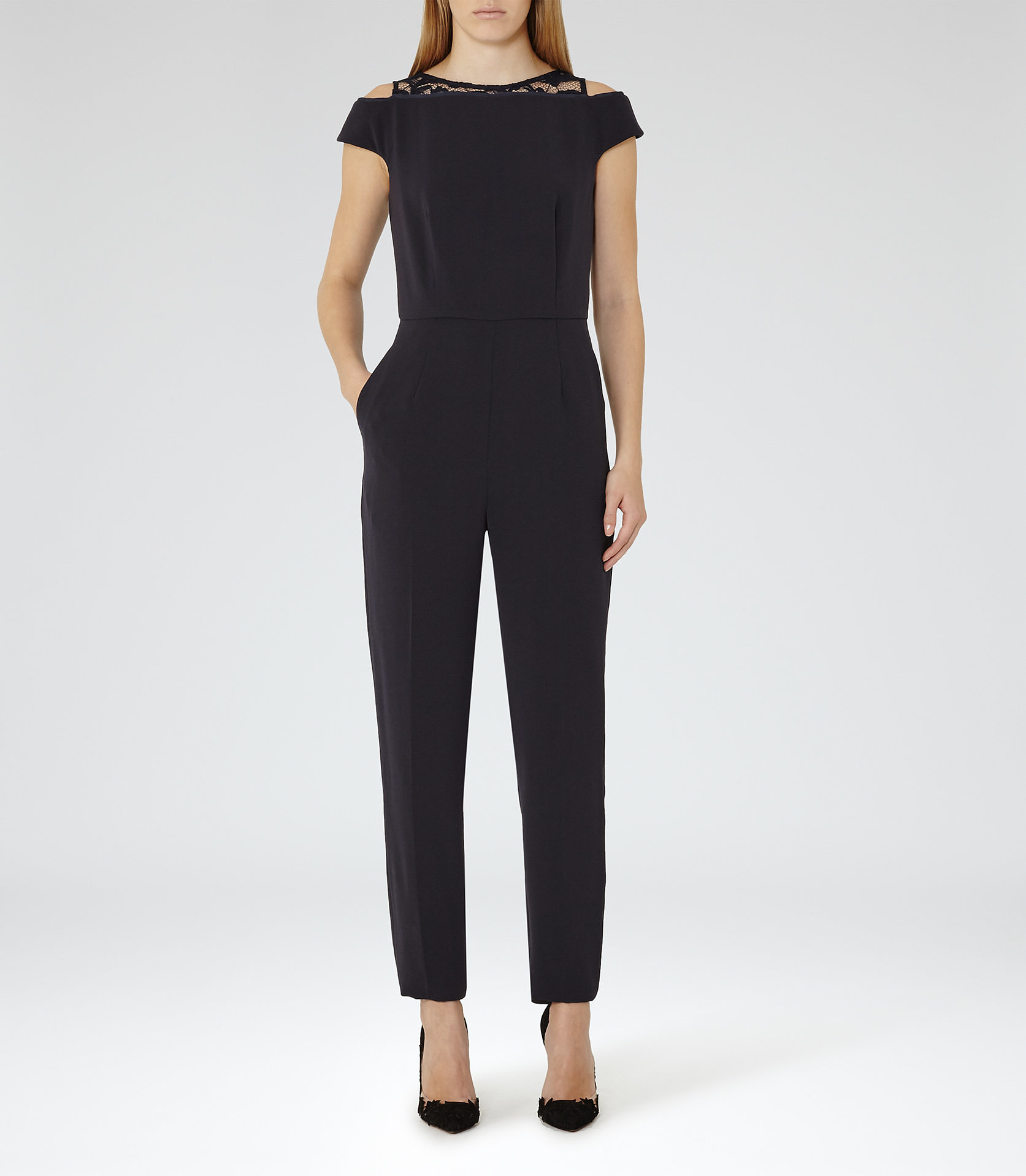 Nicky black jumpsuit