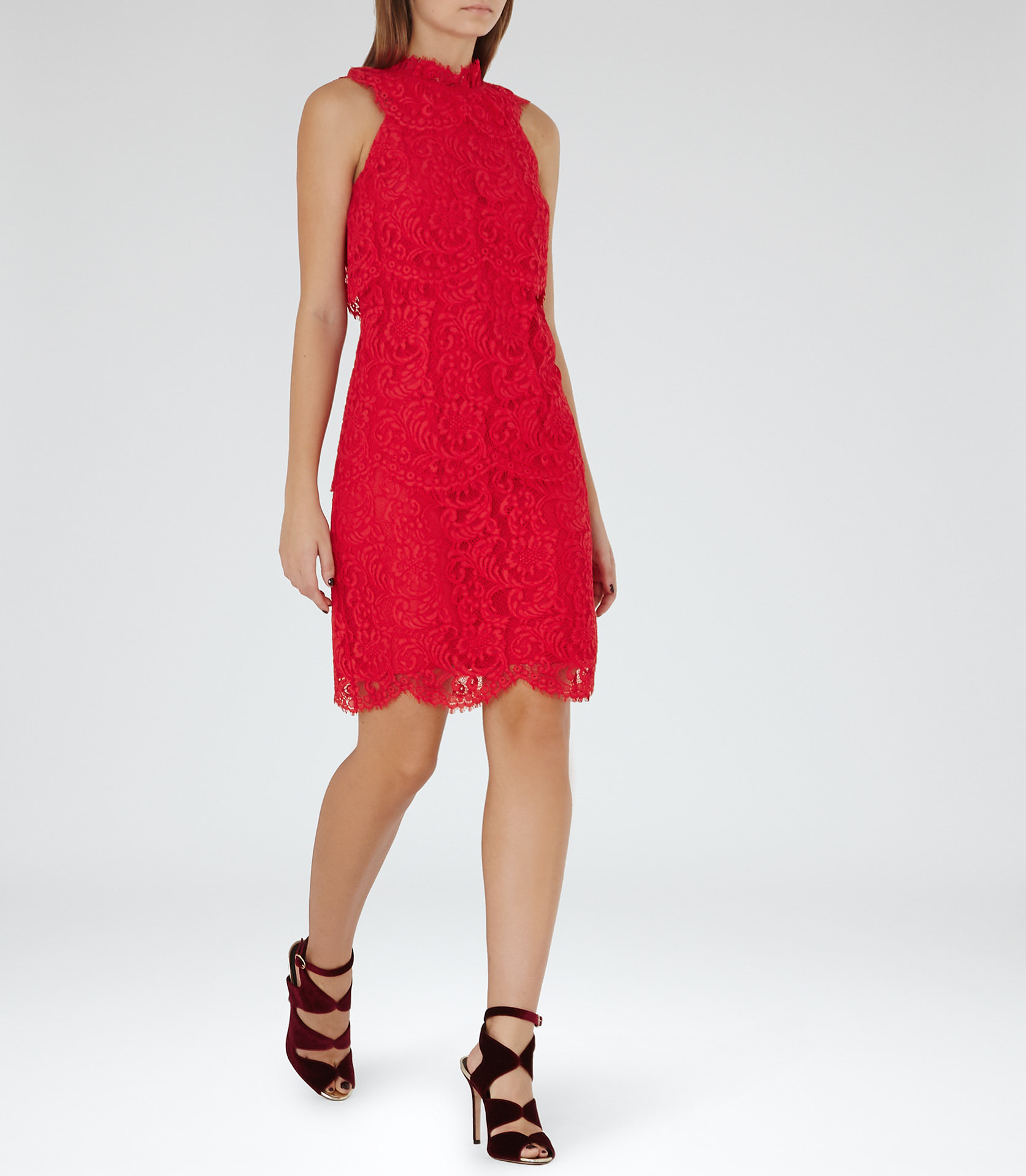 Sophia lace dress 3