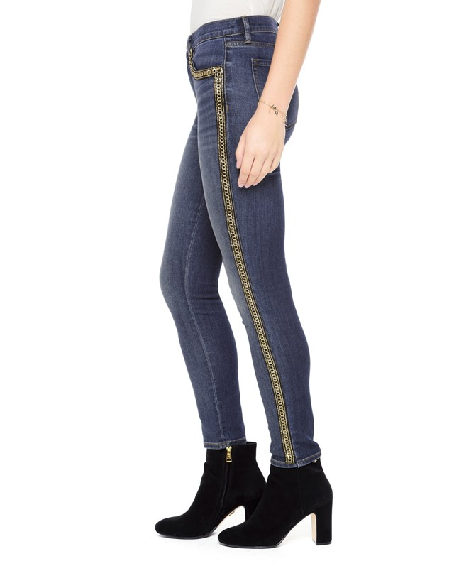Chain trimmed skinny jean3