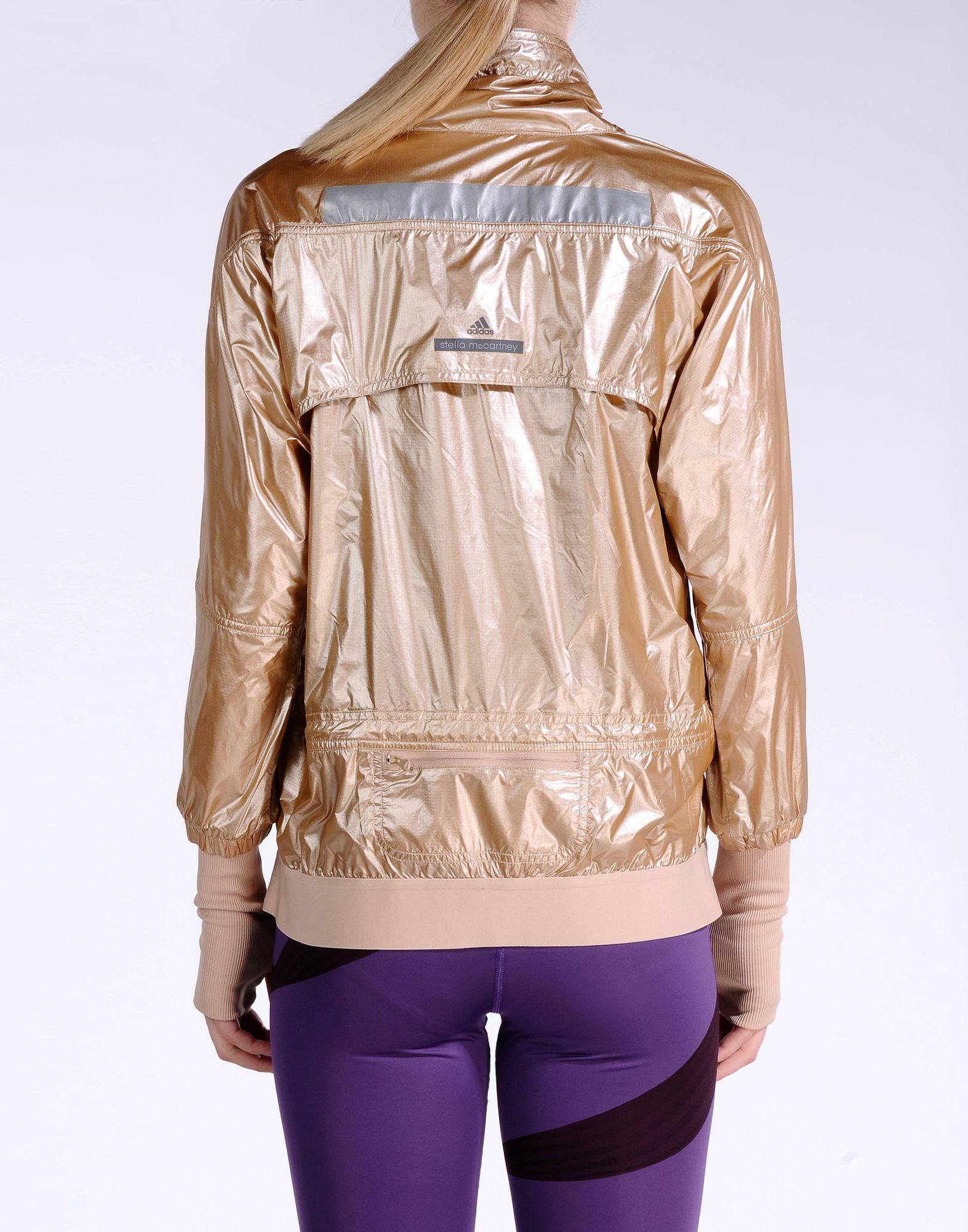Adidas by stella mccartney run metal jacket 3
