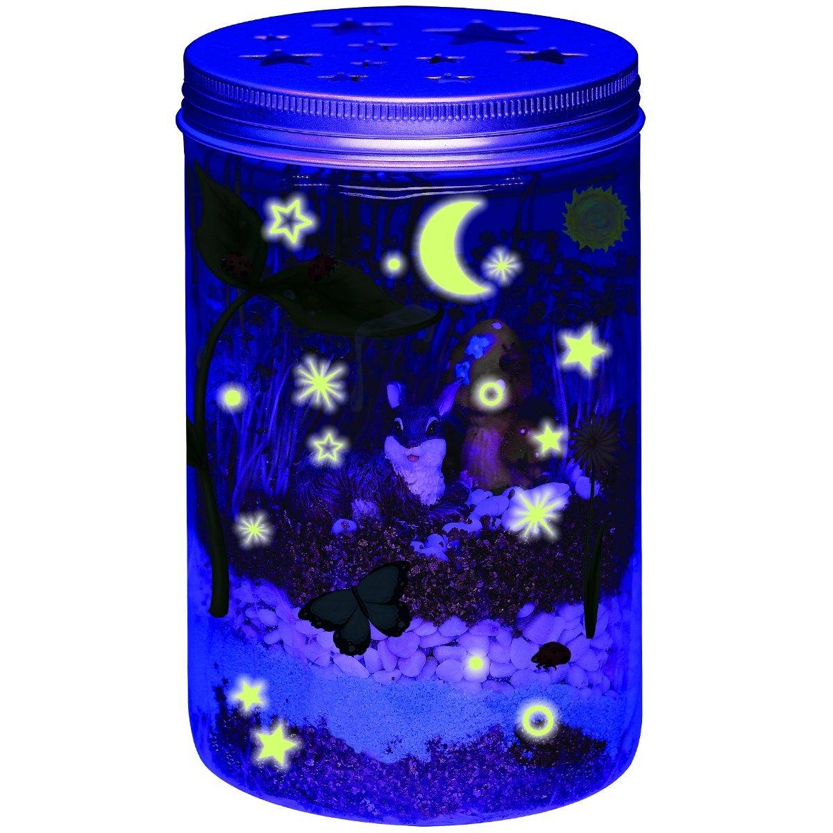 Creativity for kids grow  n glow terrarium 4
