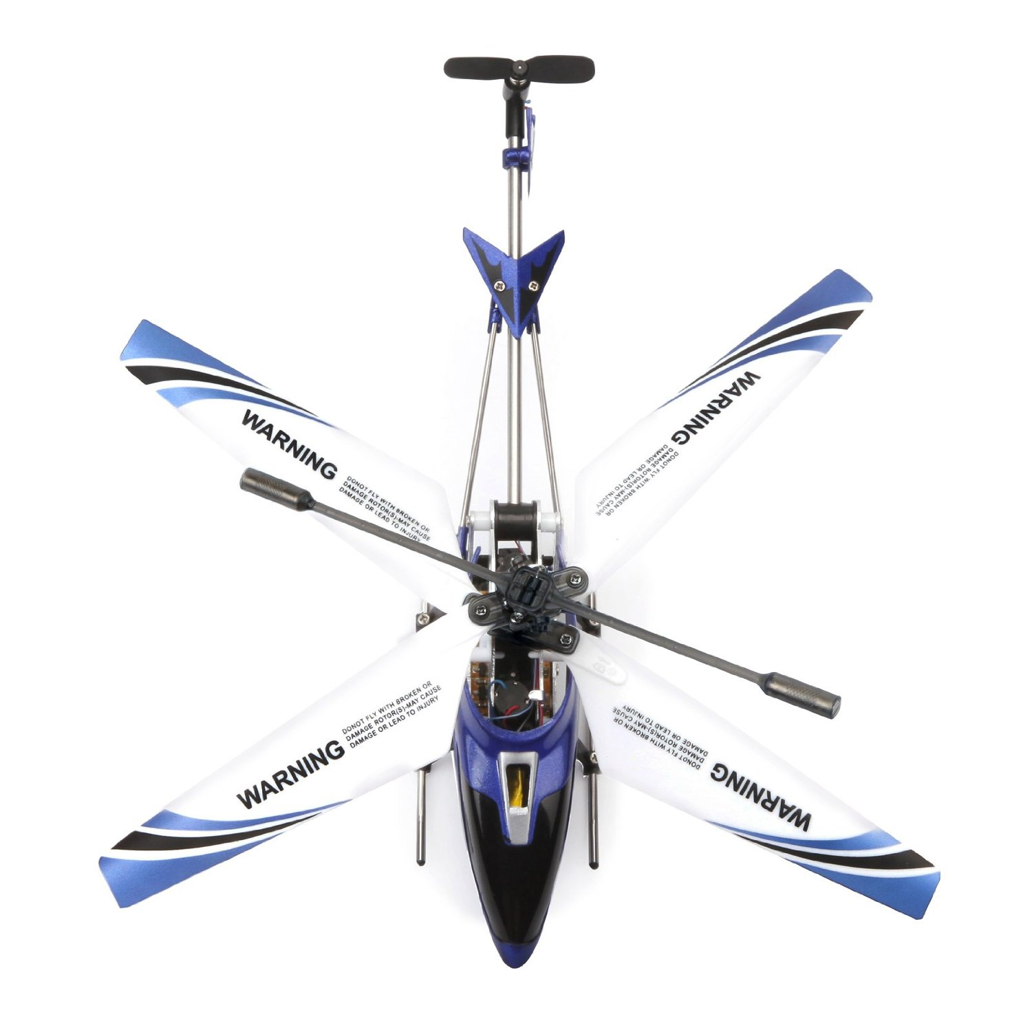 Channel rc helicopter with gyro3