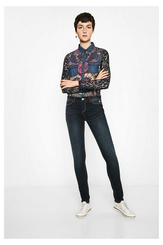 Shirt lace3
