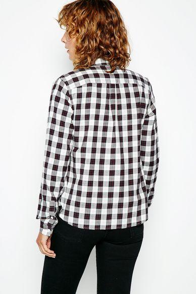 Highmoor lightweight check shirt 3