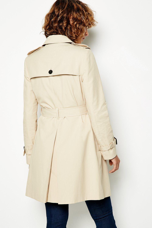Duncombe trench coat 3