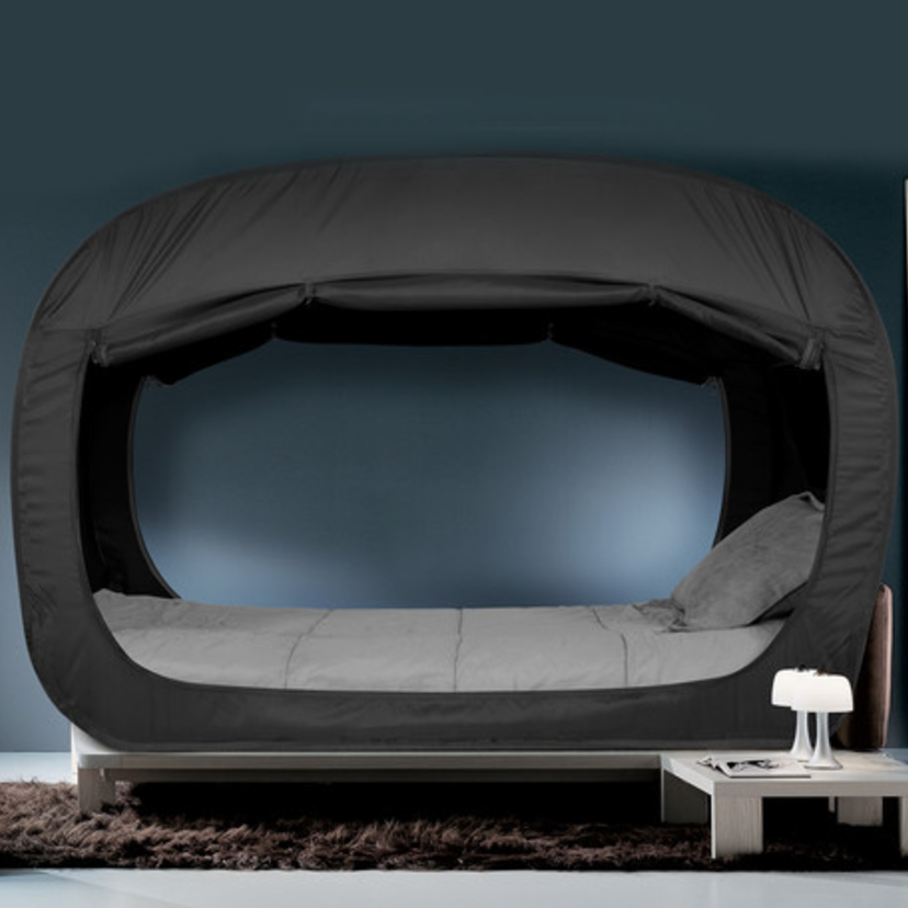 Privacy pop    bed tent1