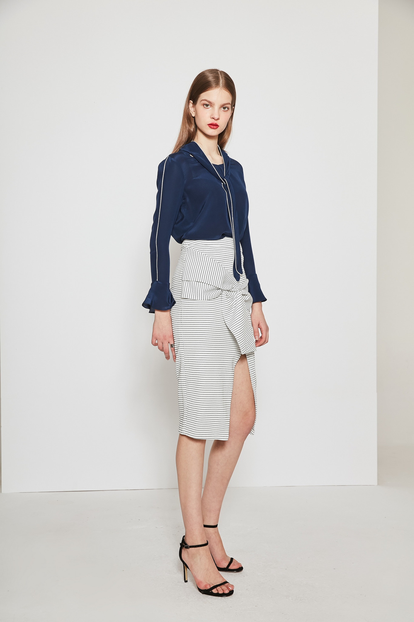 Beautiful manor skirt fw0252  3