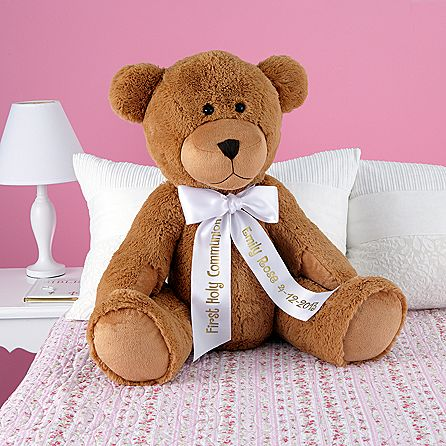 Personalized 27  plush teddy bear 3