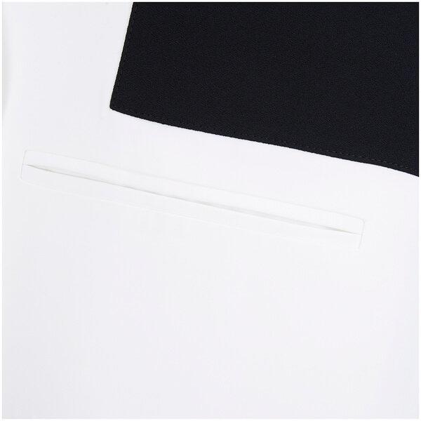 Kenzo women s sleeveless blazer   white  3