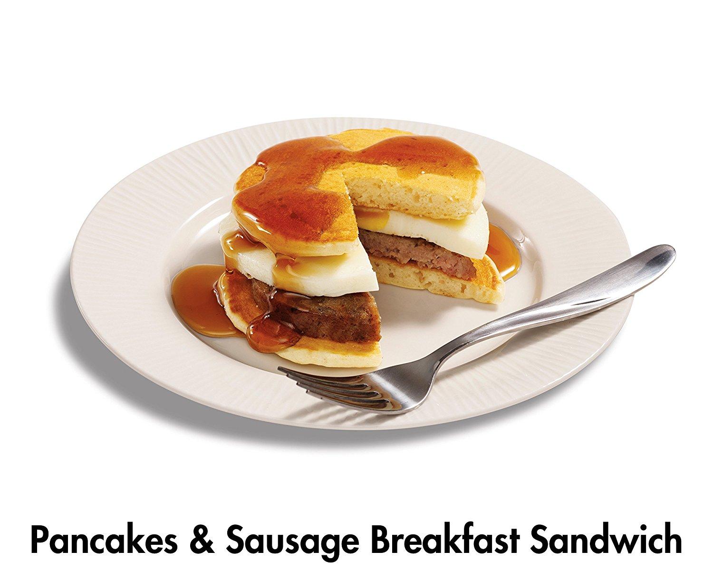 Hamilton beach 25475a breakfast sandwich maker 2