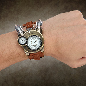 Imnl tesla watch wrist