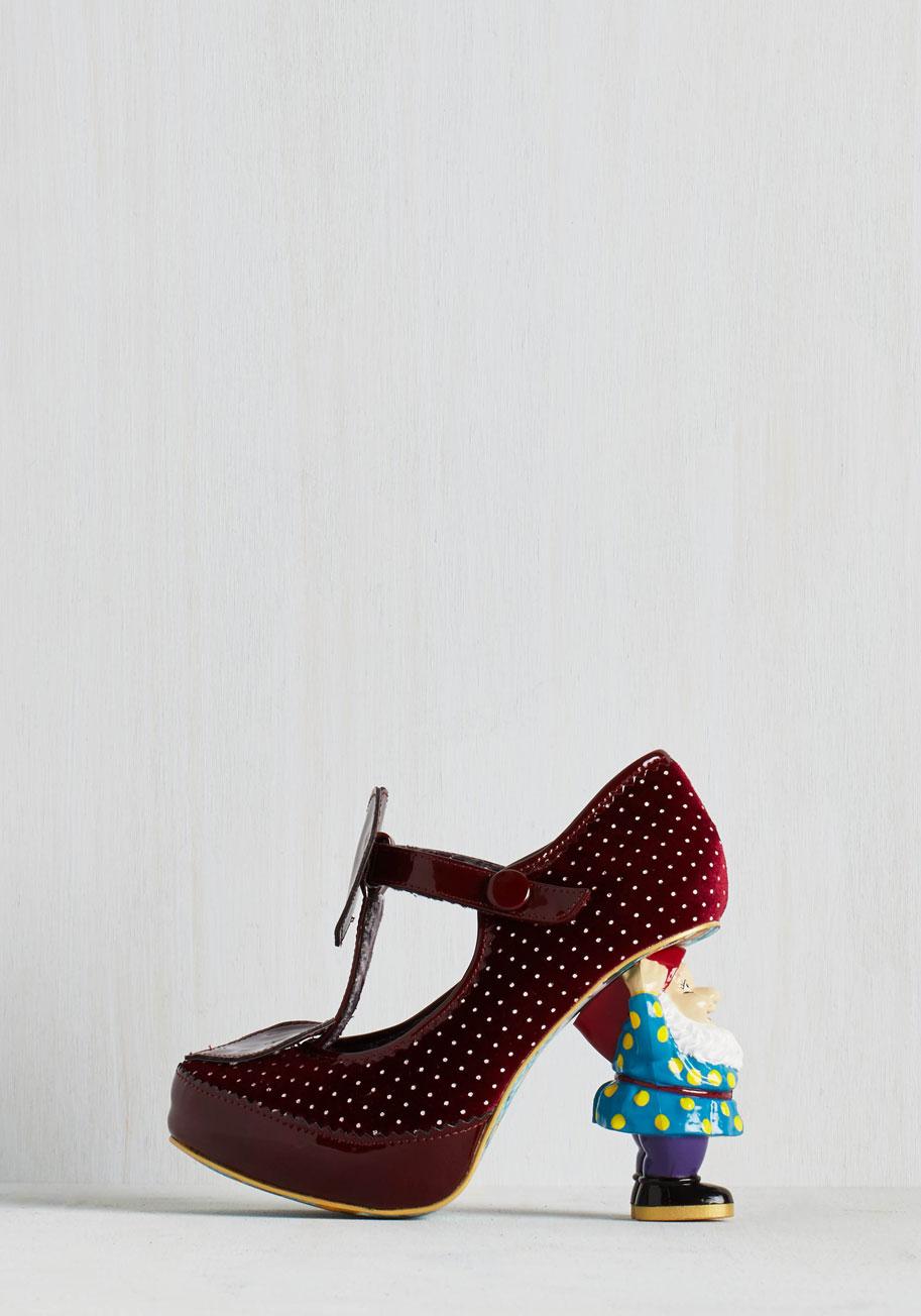 When in gnome heel in burgundy4