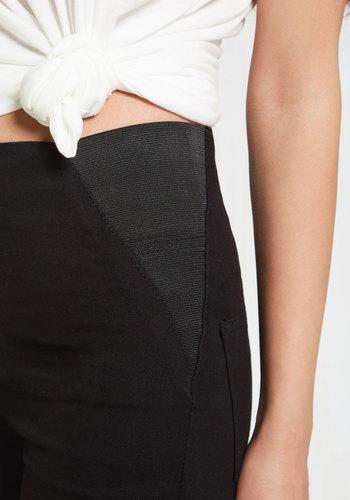 Sleeks for itself pants in black4