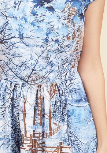 All is not frost a line dress4