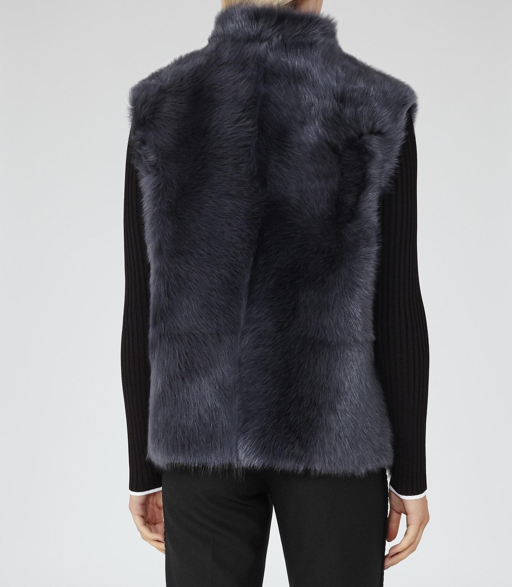 Tessa fur vest 4