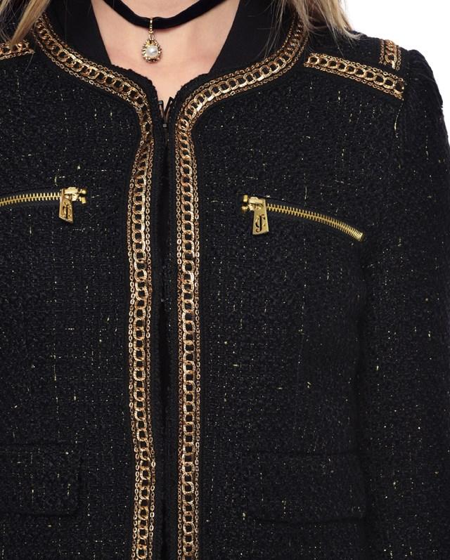Speckled tweed jacket4