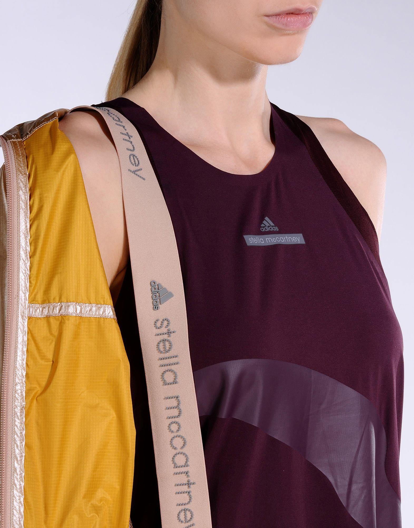 Adidas by stella mccartney run metal jacket 5