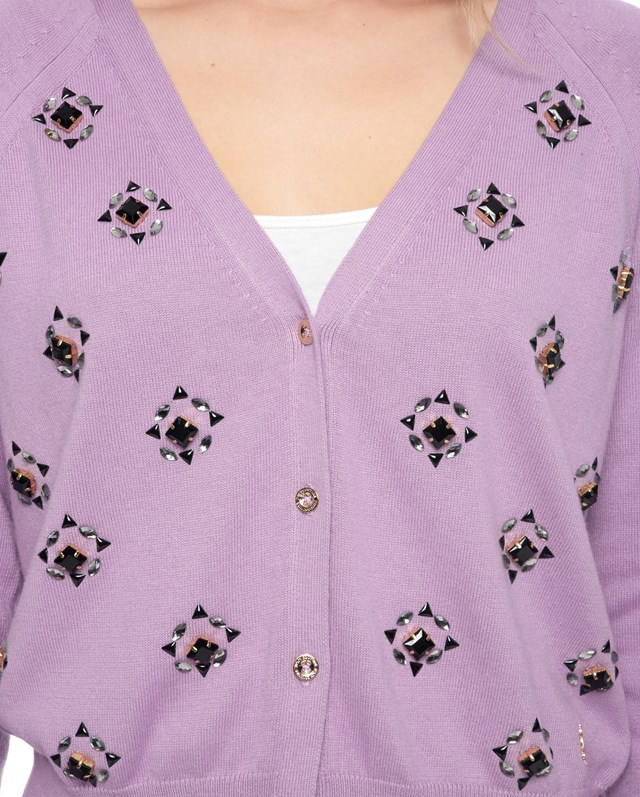 Embellished cardigan4