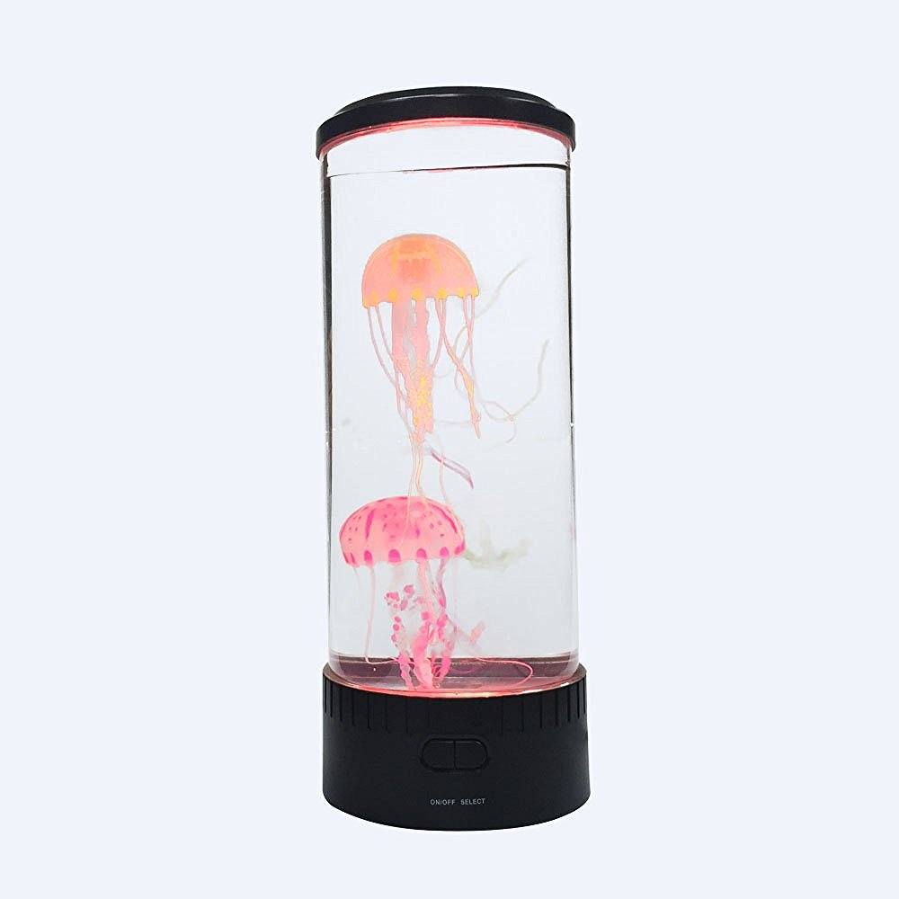 Led fantasy jellyfish lamp4